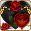 Apex/GO Theme Red Goth Hearts icon