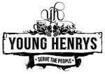Logo of Young Henrys Brewsvegas Archive-Cobbler Hop Ale Randall Project Time