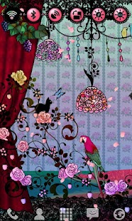 Fairy Night Garden Widget- screenshot thumbnail