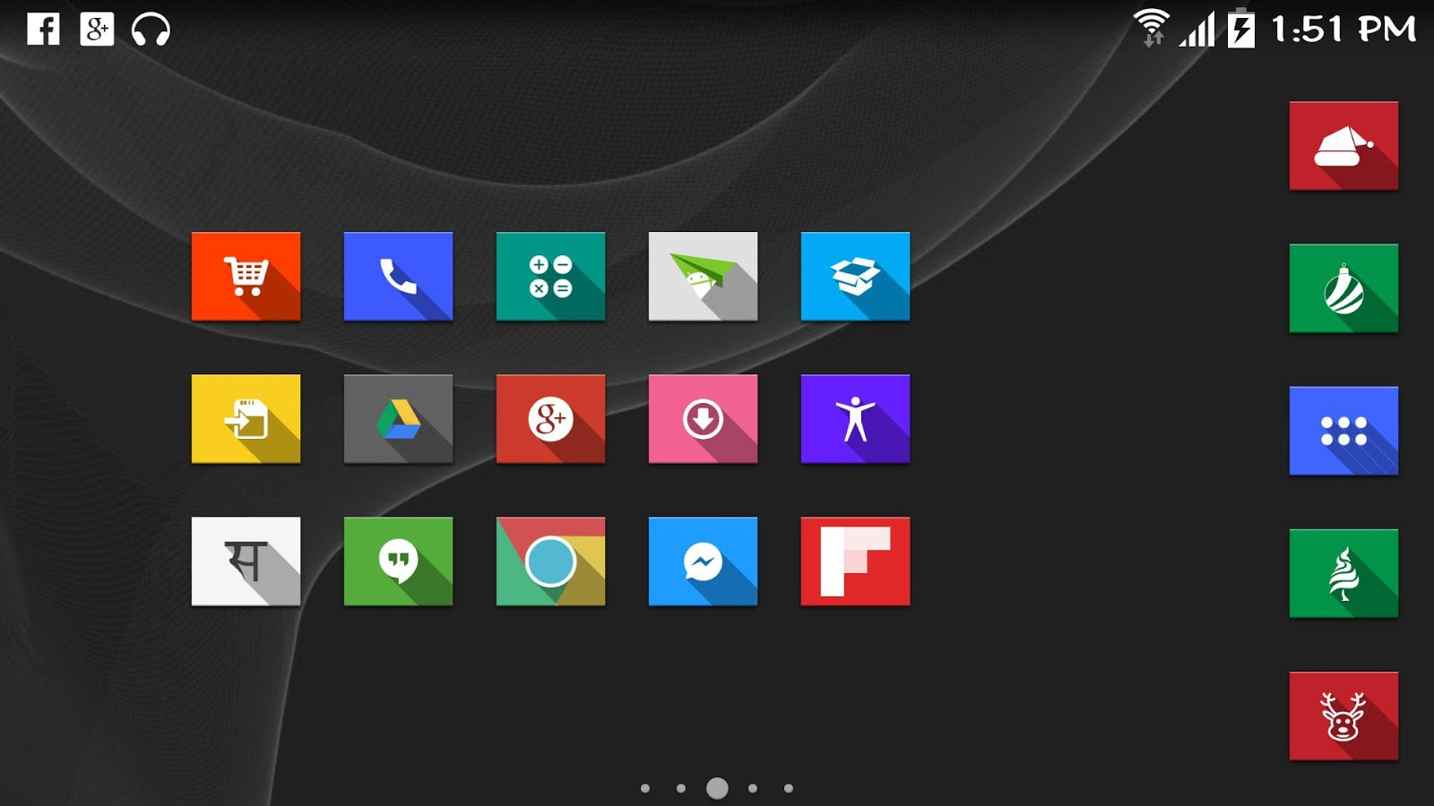 Furatto Icon Pack- screenshot