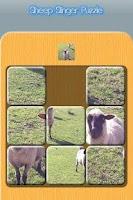 Screenshot of Puzzle - Sheep Slinger