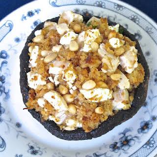 Portobello Mushrooms Stuffed With Rice Recipes.