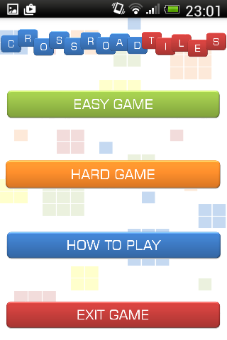 Crossroad Tiles- screenshot