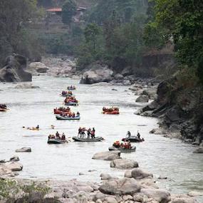 by Ashish Bikram Thapa - Sports & Fitness Watersports