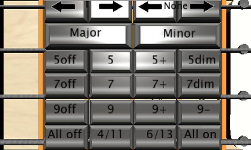 Mobile Bass- screenshot