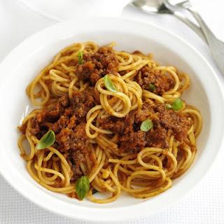 Good-for-You Bolognese Recipe