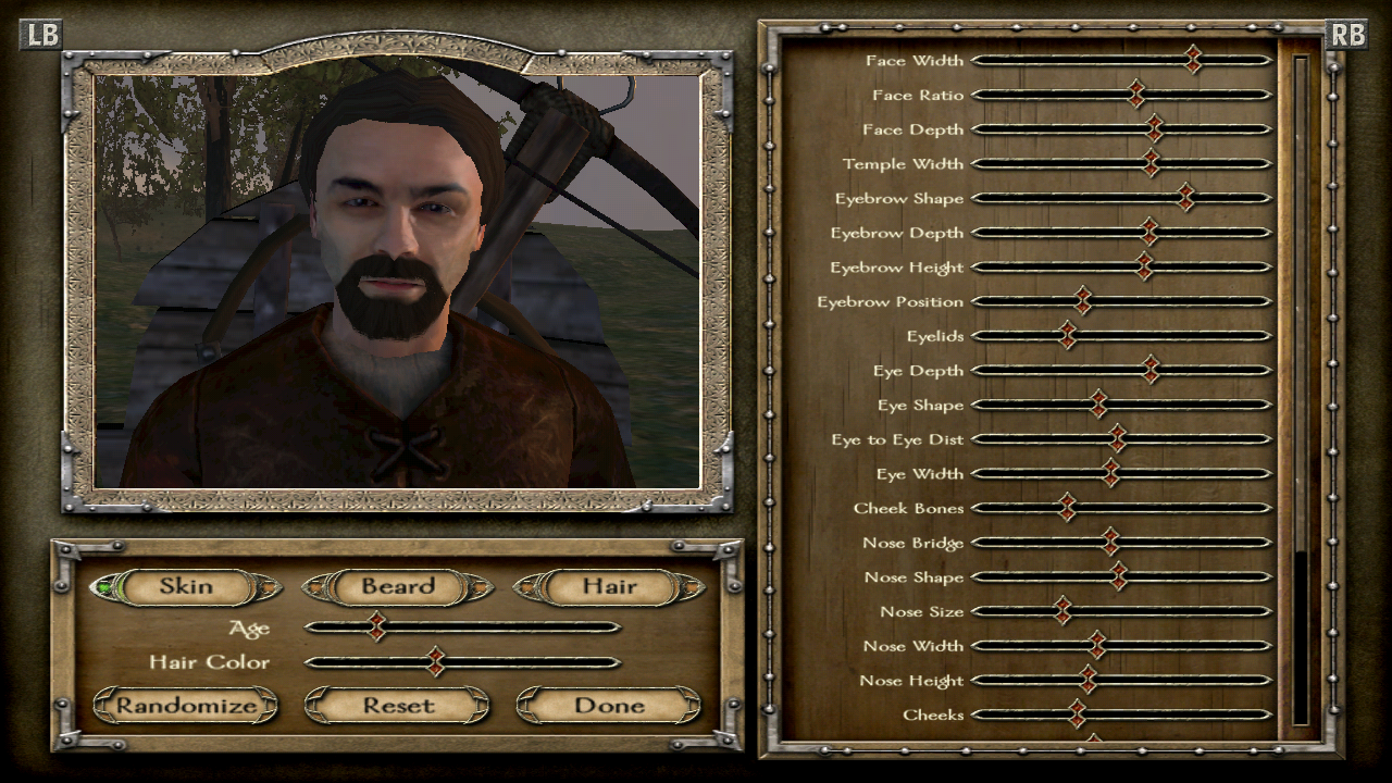Mount & Blade: Warband- screenshot