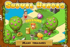Screenshot of Shovel Heroes