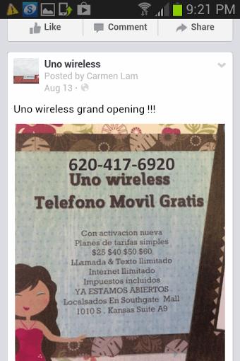 UNO Liberal Wireless