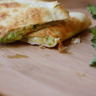 Avocado Quesadillas.