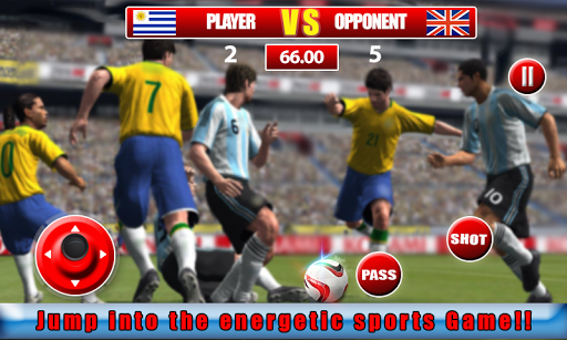 3D Football World Cup 14