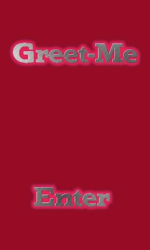Greet-Me Greeting Cards