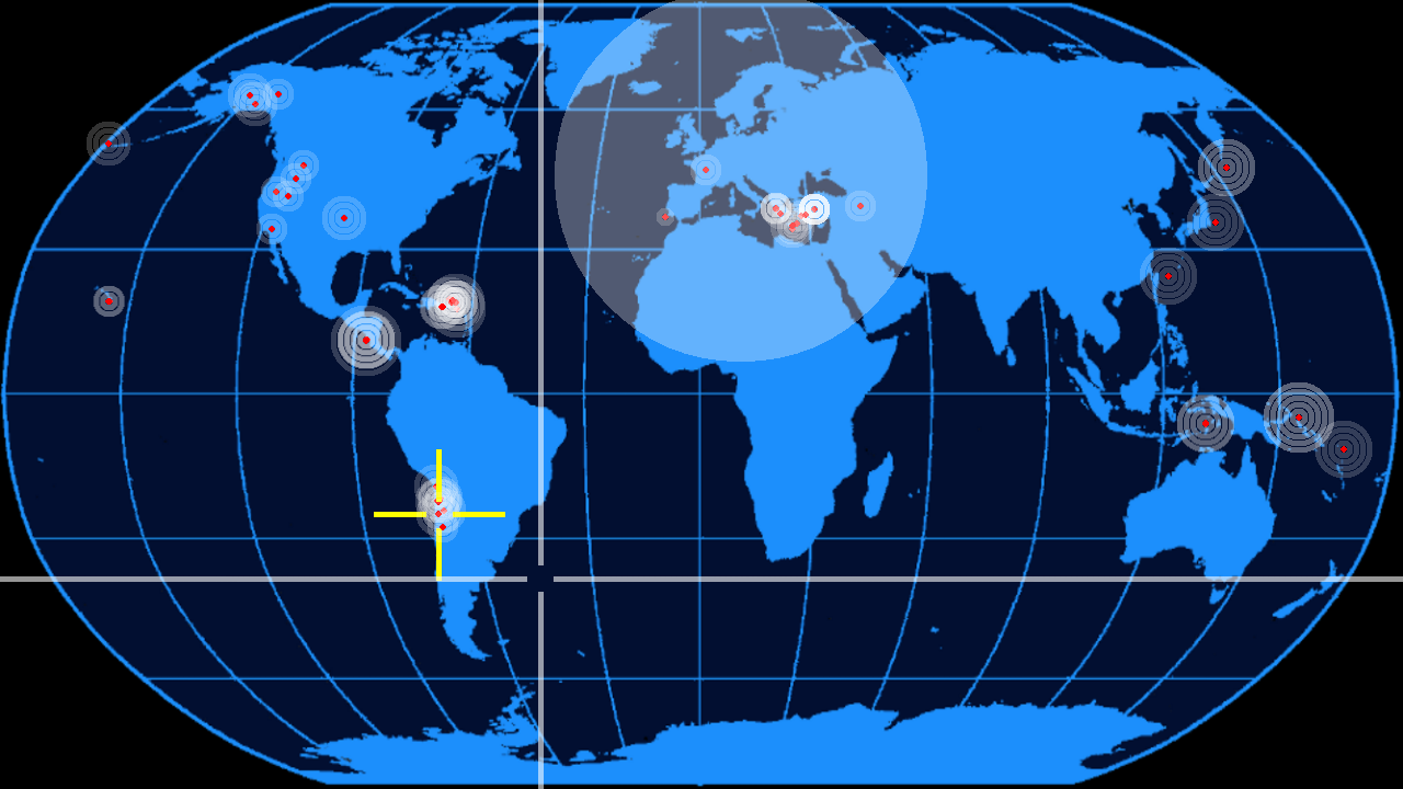 an analysis of the earthquakes worldwide Air earthquake model for japan on japan is one of the most seismically active regions in the world from the air analysis complement the latest earthquake.