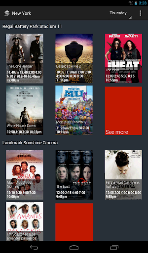 【免費娛樂App】Movie Showtime - Theater-APP點子