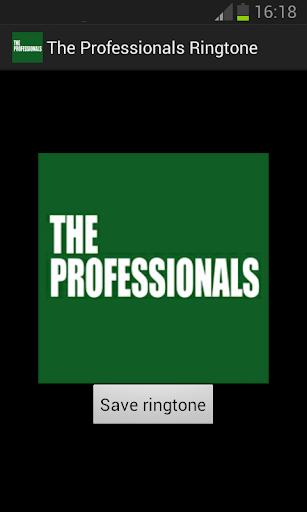 The Professionals Ringtones