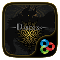 Darkness GO Launcher Theme icon