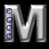 Bling-bling M Monogram