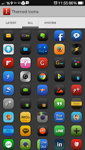 Iconia - Icon Pack v1.5