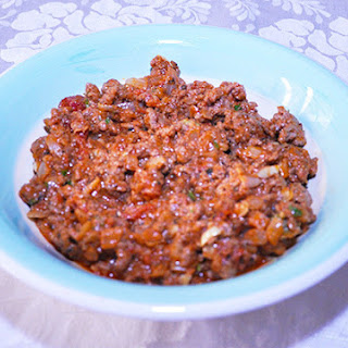 PEPPERED MINCE