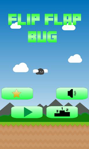 【免費街機App】Flap Flip Bug-APP點子