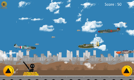 AirCraft Revenge