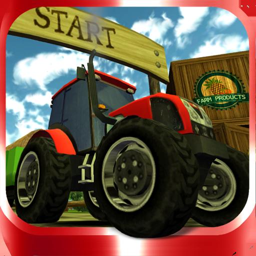 模拟のFarm Driver Skills Competition LOGO-記事Game