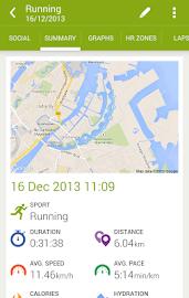 Endomondo - Running & Walking Screenshot 14