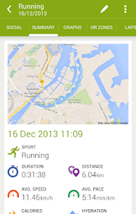 Endomondo - Running & Walking Screenshot 13