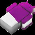 Apex Pro/Go Launcher ics pink icon