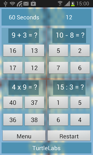 Math Challenge FREE