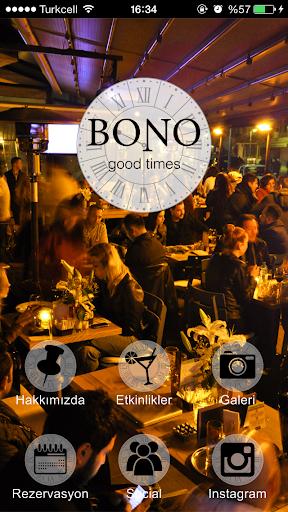 Bono Good Times