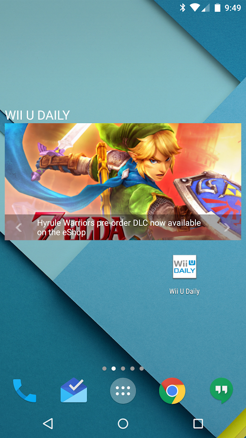 News for Wii U- screenshot
