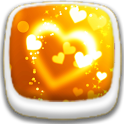Shiny Heart Falling icon