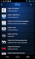Screenshot of Sky Go