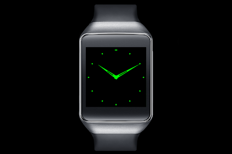 G01 WatchFace for Android Wear- screenshot thumbnail