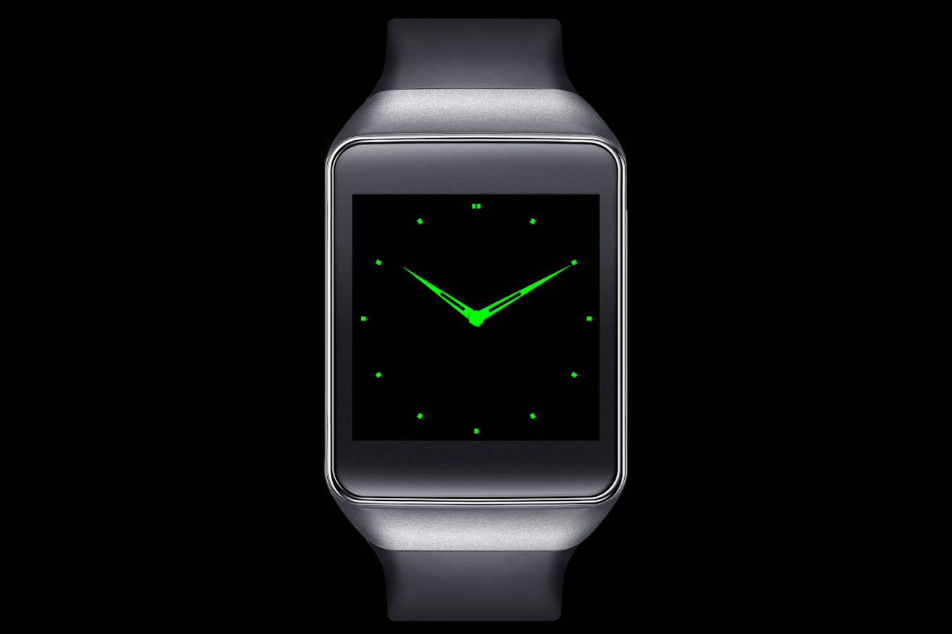 G01 WatchFace for Android Wear- screenshot
