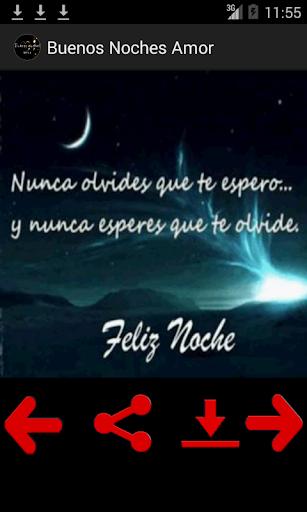 Imagenes Buenas noches Amor