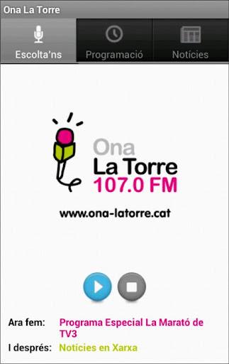 Ràdio Ona La Torre - 107.0 FM