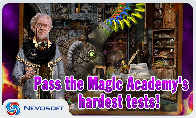 Magic Academy: hidden castle.- screenshot