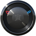 TARO Laser Clock Widget icon