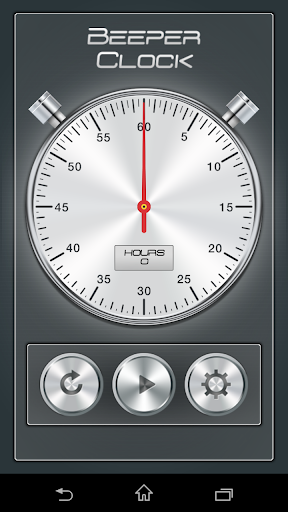 小时钟蜂鸣器