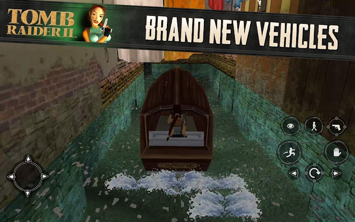 Tomb Raider II- screenshot