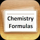 Chemistry Formulas Flashcards+ icon