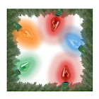 聖誕燈動態壁紙 icon
