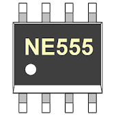 Timer IC 555 Calculator