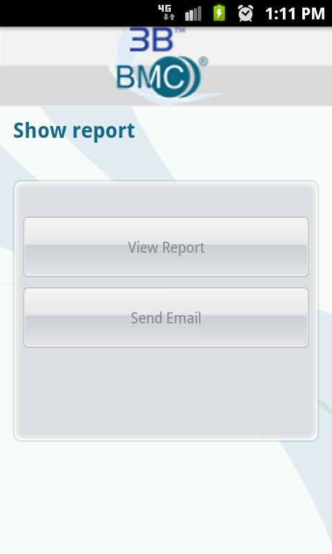 3B/BMC iCode - screenshot
