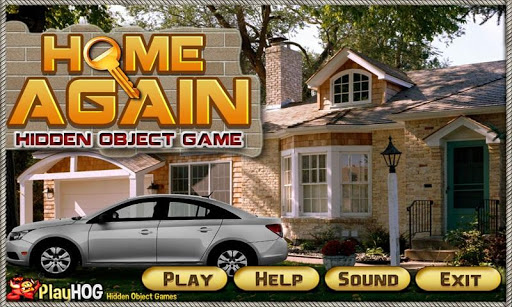 Home Again Free Hidden Objects