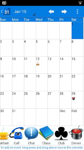 Calendar 2015 US Pro