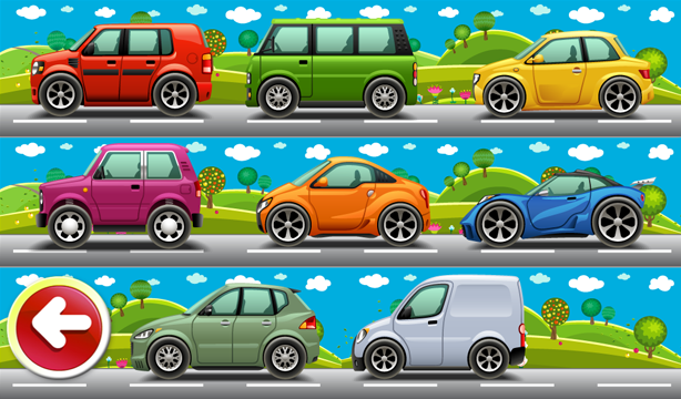 Car Parts Animated