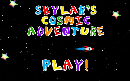 Skylar's Cosmic Adventure